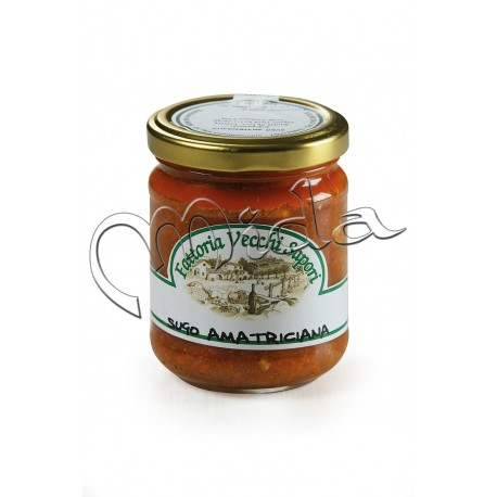 Sugo AMATRICIANA g 190 Pot