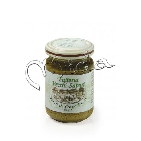 Crème OLIVE VERTE g 130 Pot