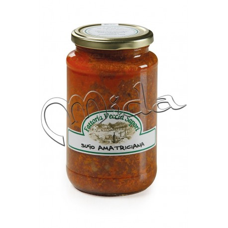 Sugo AMATRICIANA g 560 Pot