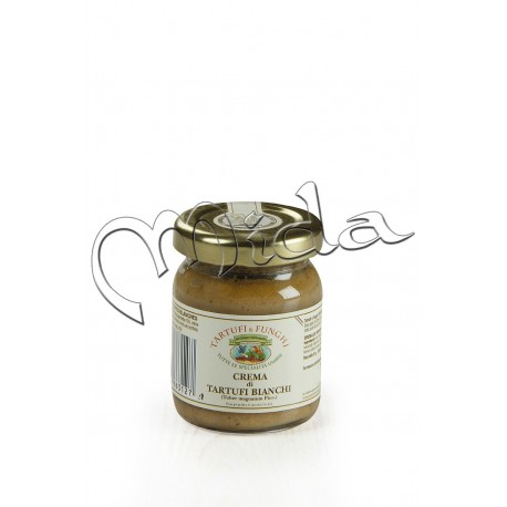 Creme TRUFFE Blanche g 50 Pot
