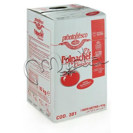 POLPACHEF Tomate Box 10/1 - Greci