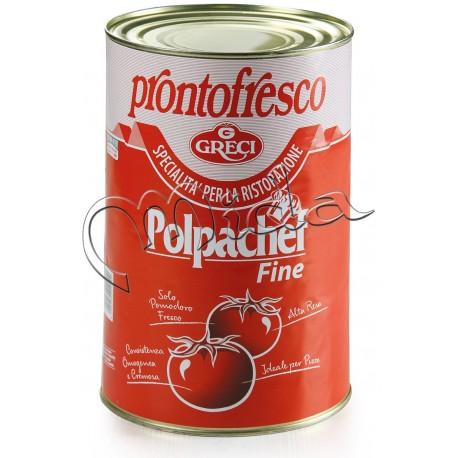 POLPAFINE Tomate Bte 5/1 - Greci