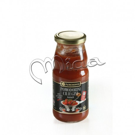 Passata Pomodorini Ciliegini g 370 Pot