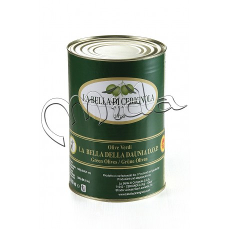 OLIVES Bella Cerignola Verde 5/1