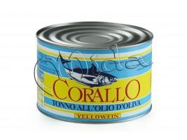 THON Yellowfin kg 1,7 Bte Corallo