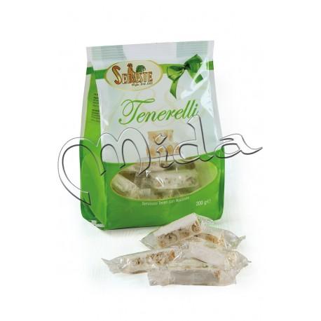 Torroncini Tenerelli Teneri Noc/Mand. 200 g Sachet
