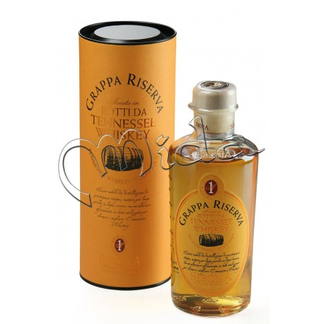 Grappa WHISKEY Reserve 44° - cl 50