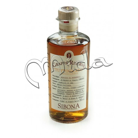 Grappa BARBARESCO Tuttogrado 56° - cl 50