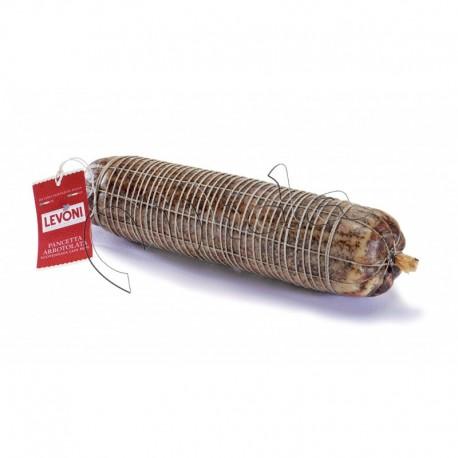 PANCETTA Roulée Découennée A/Poivre 3.5 kg